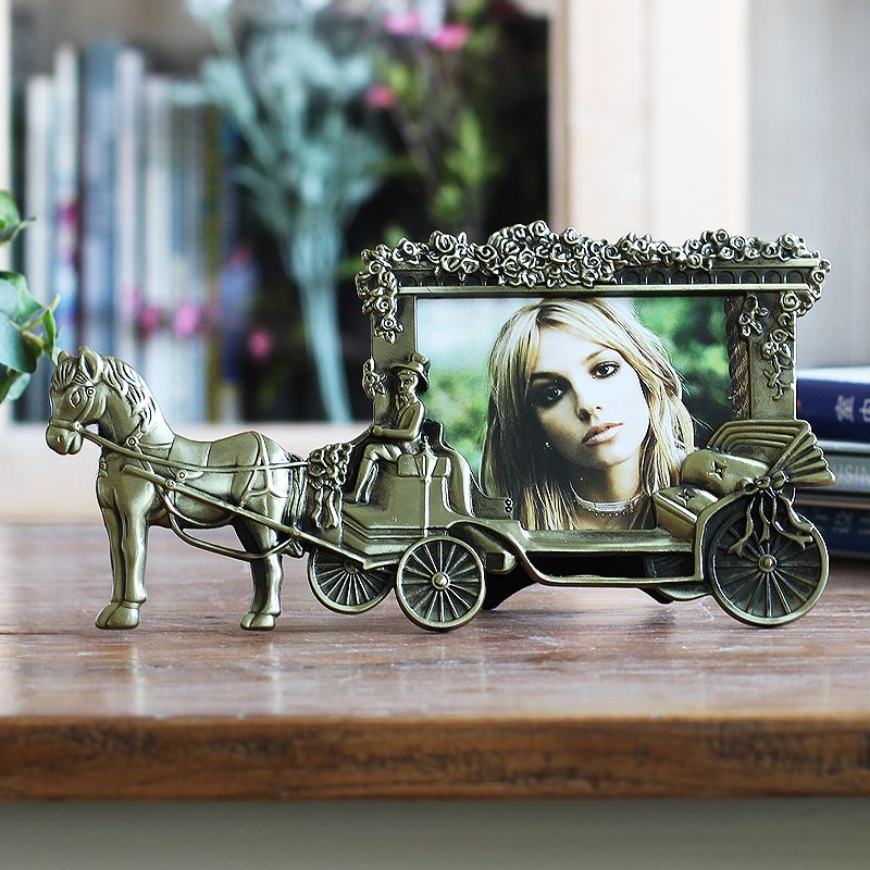 Apologise, Vintage decorative metal carriage can