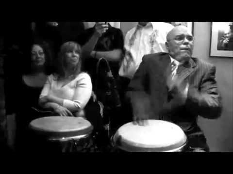 MASTER OF THE CONGAS,PEQUENO JOHNNY RIVERO,SOLOS,TALLER EN BOGOTA,COLOMB...