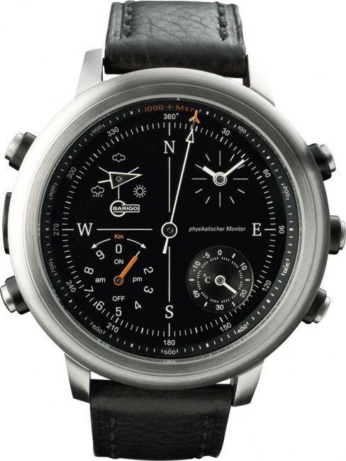 Barigo Penta  Multifunctional 5 in 1 analogue Watch Field Watches 96cc3c5610e