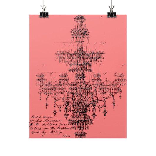 Sultan Vertical Fine Art Prints (Posters)