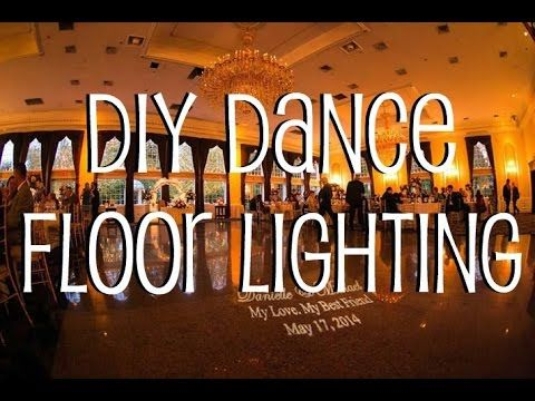 Learn how to setup do it yourself dance floor lighting in 3 easy learn how to setup do it yourself dance floor lighting in 3 easy steps solutioingenieria