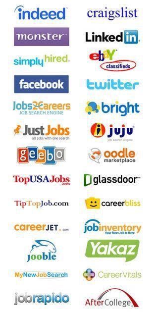career search websites