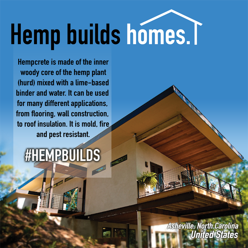 Can You Believe This Home Is Made With Hemp And Lime That S Right Hempcrete Is A Mixture Of Hemp Lime And Water Tha Roof Insulation Eco Buildings Building