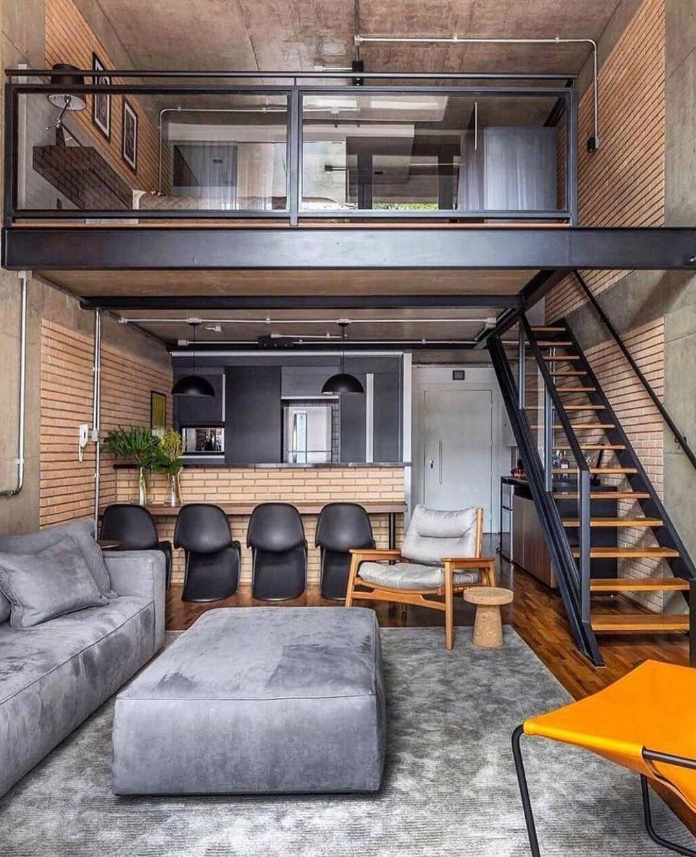 Лофт - это современный городской стиль