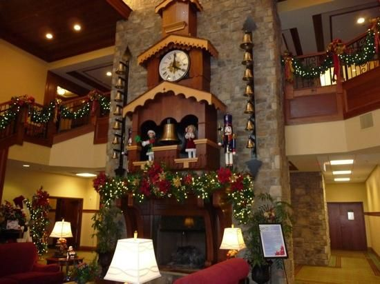 The Inn At Christmas Place.The Inn At Christmas Place Pigeon Forge Tn Favorite