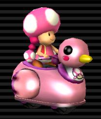 Toadette (Light Weight) Quacker