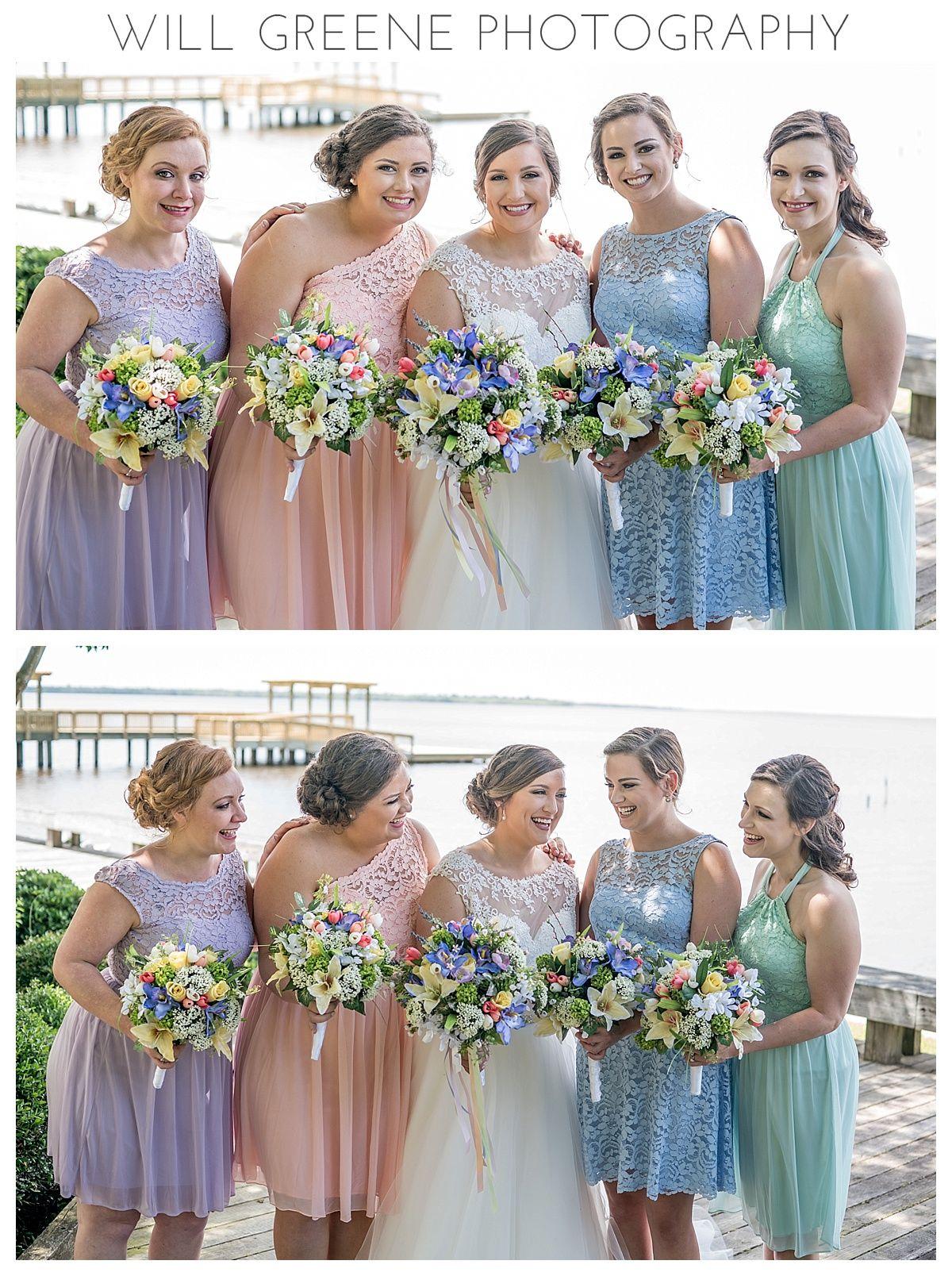 Hannah u justynus eastern h center wedding day columbia nc will