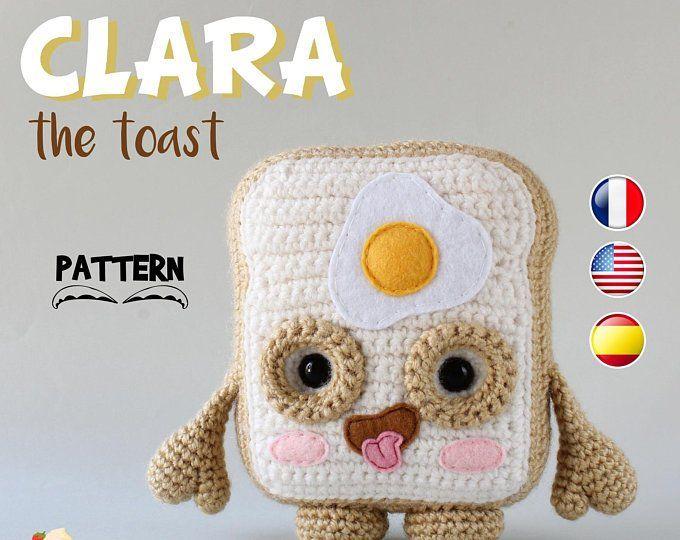 Crochet Giraffe PATTERN Amigurumi giraffe pattern pdf tutorial - DOLORES the Giraffe #crochetgiraffepattern