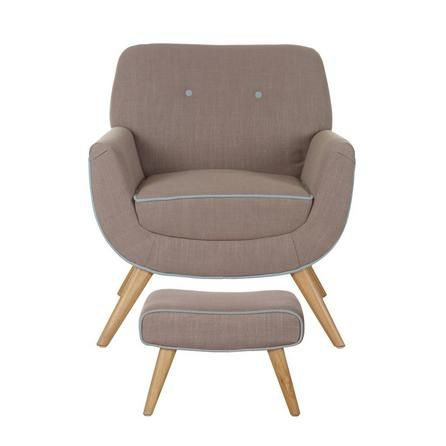 Astonishing Skandi Mink Armchair And Footstool Dunelm Redwood Manor Download Free Architecture Designs Scobabritishbridgeorg