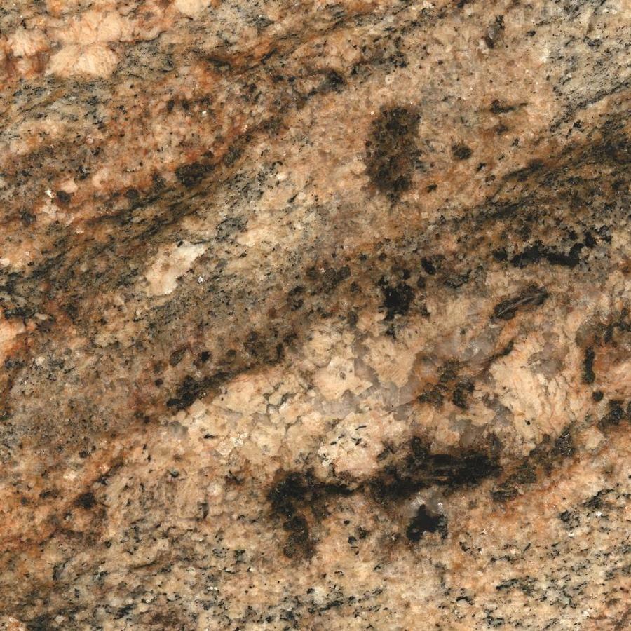 Sensa Lapidus Granite Kitchen Countertop Sample At Lowes Com