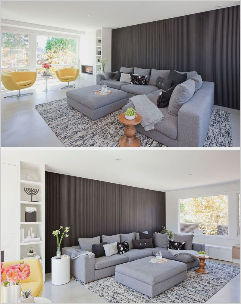 Decorate Living Room With One Window In 2020 Inte