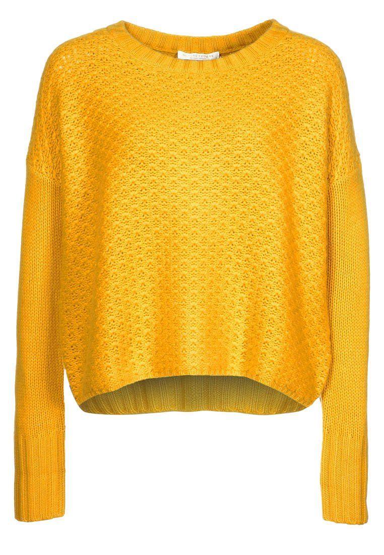 Pullover - honey