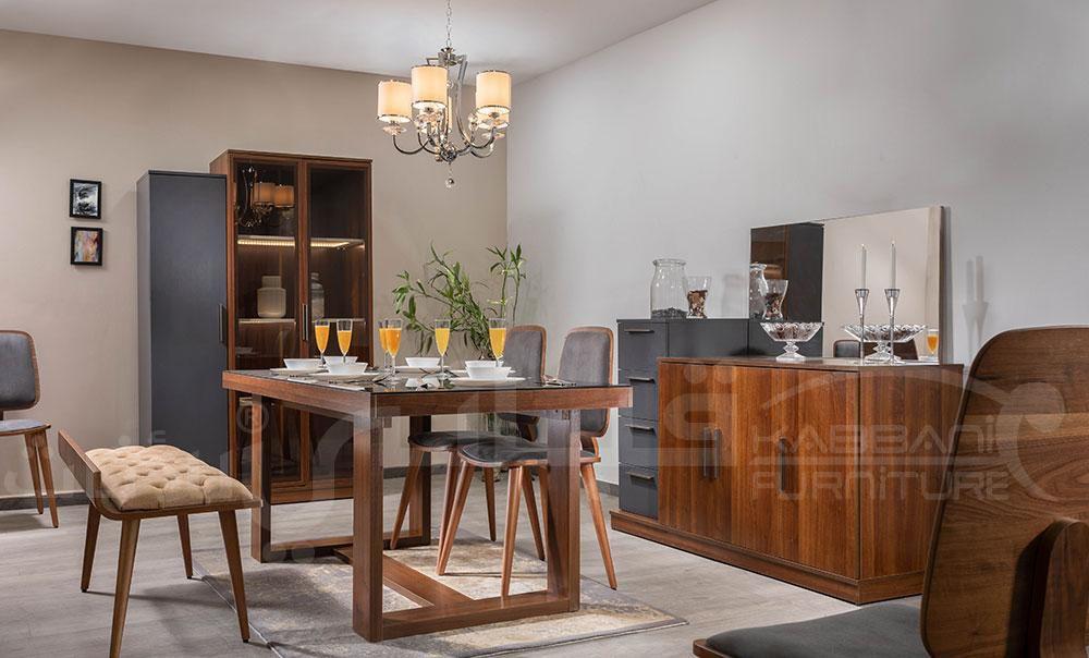 غرفة سفرة تريندي Home Decor Dining Room Furniture