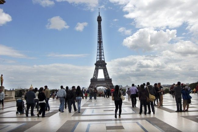 france s most famous tourist attraction is probably the eiffel tower