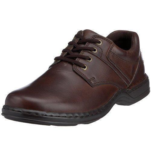 BOBBIES - Zapatos de cordones para hombre azul azul 42 MepHIU0f