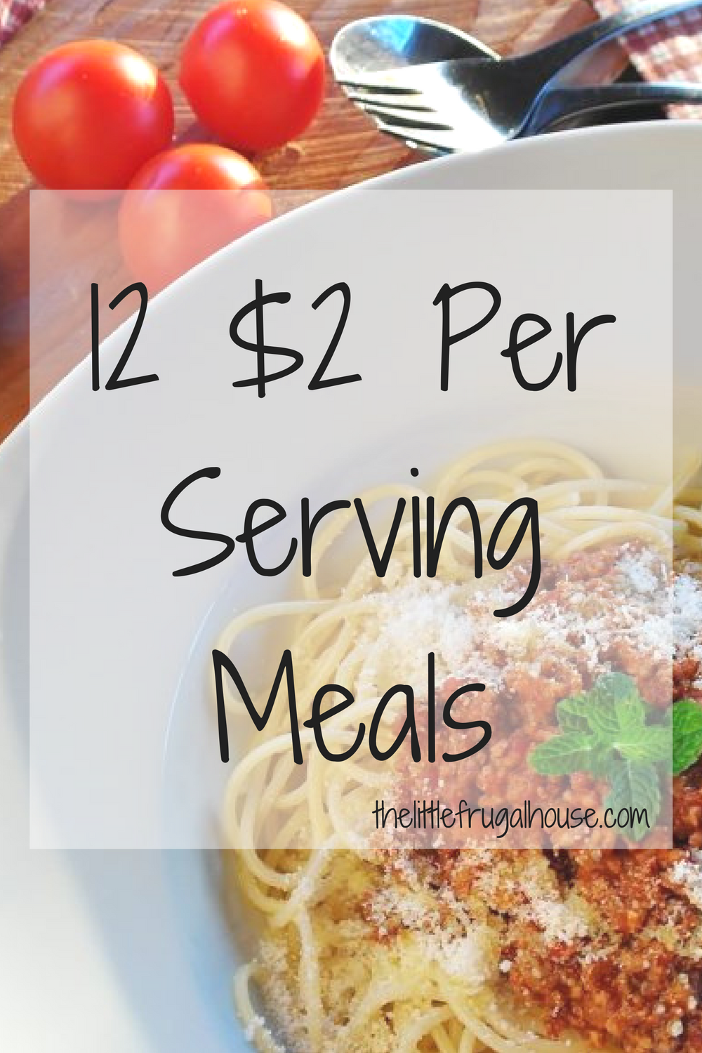 12 $2 Per Person Meal Ideas | Cheap meals, Cook meals and Meal ideas