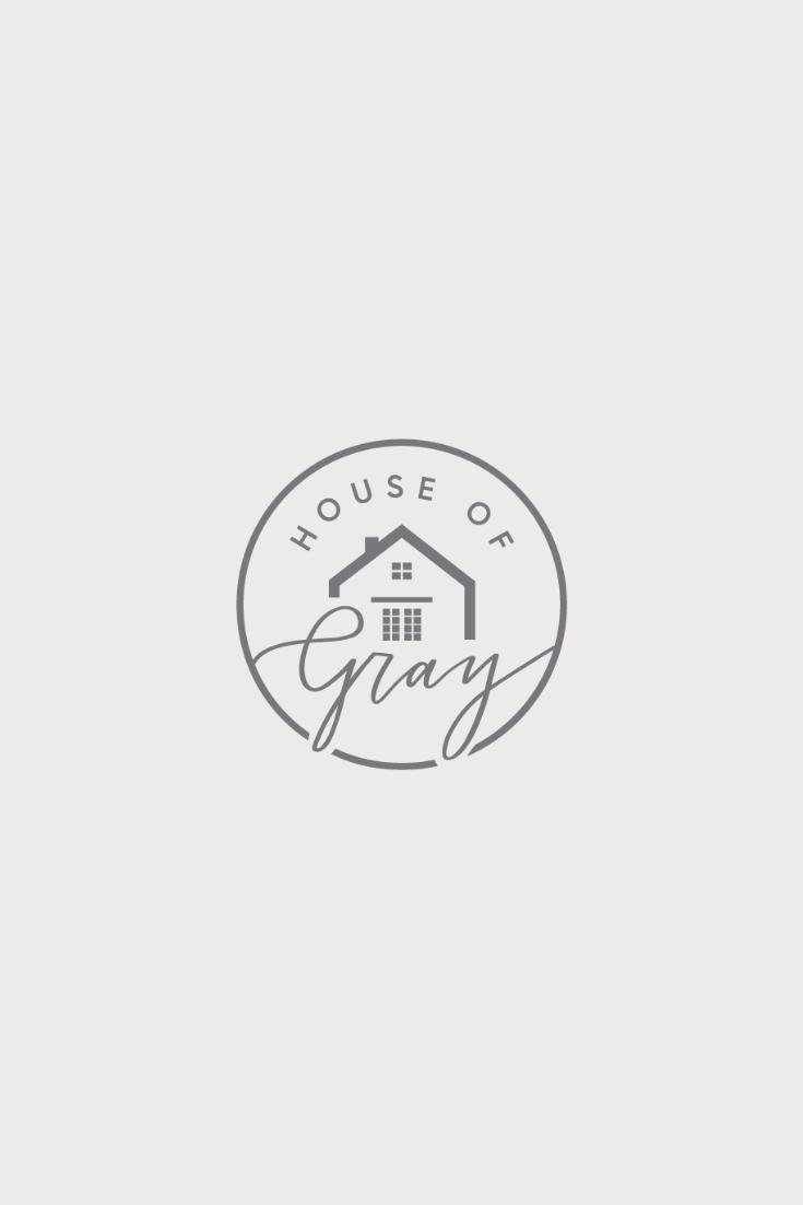 Project: House of Gray Logo — Doorpost Designs