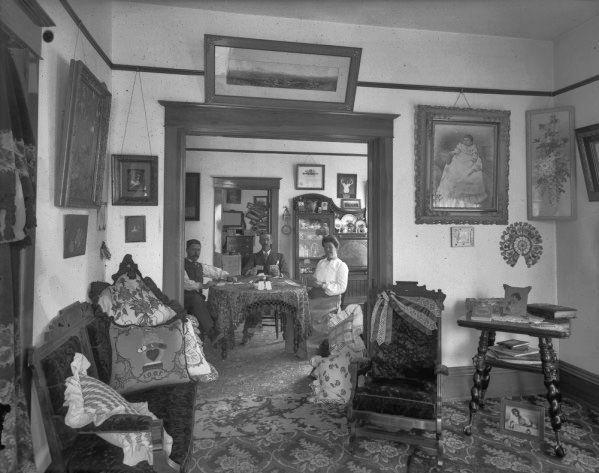 Home Interior Salida Colorado Ca 1900 Victorian Interiors