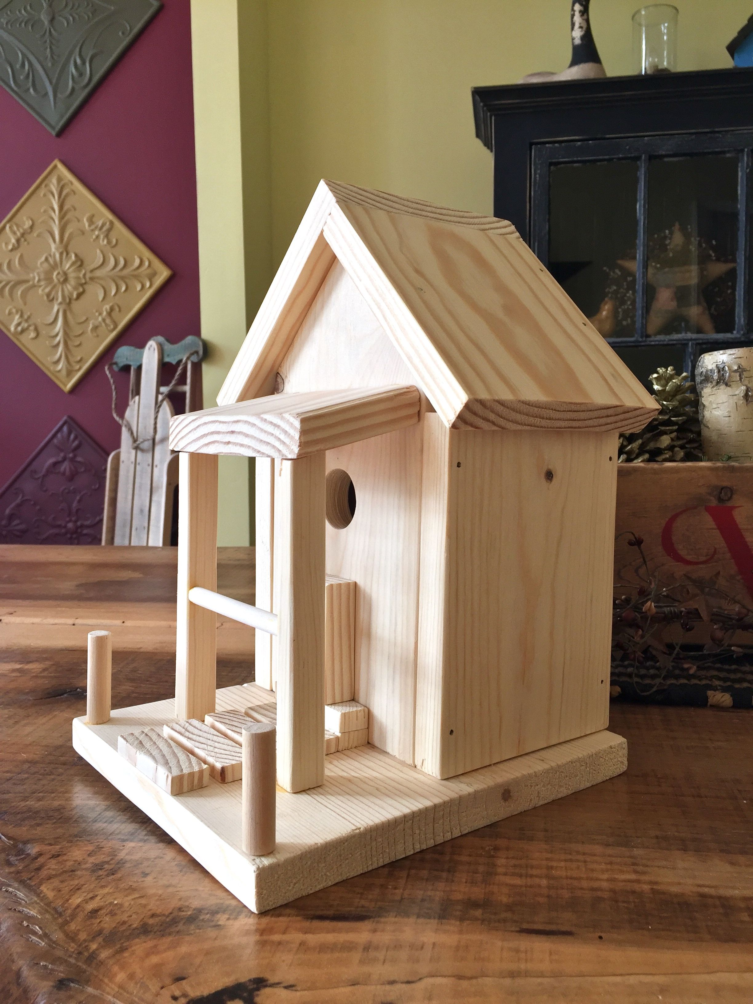 Vogelhaus Bausatz Pine Boathouse Birdhouse The Skaarsgard Collection Nashville