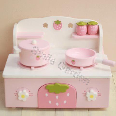 Mother Garden - Mini Strawberry Kitchen