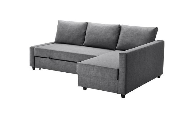 Ikea Friheten Corner Sofa Bed 699 Living Room Furniture
