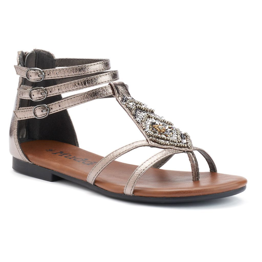 Mudd® Women's Gladiator Sandals | Kohls