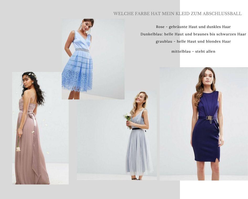 Ziemlich Beste Farbe Für Prom Kleid Galerie - Brautkleider Ideen ...
