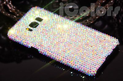 sale retailer 8c1c2 5868a Details about Bling Crystal Diamond Case For Samsung Galaxy S9 S10 ...