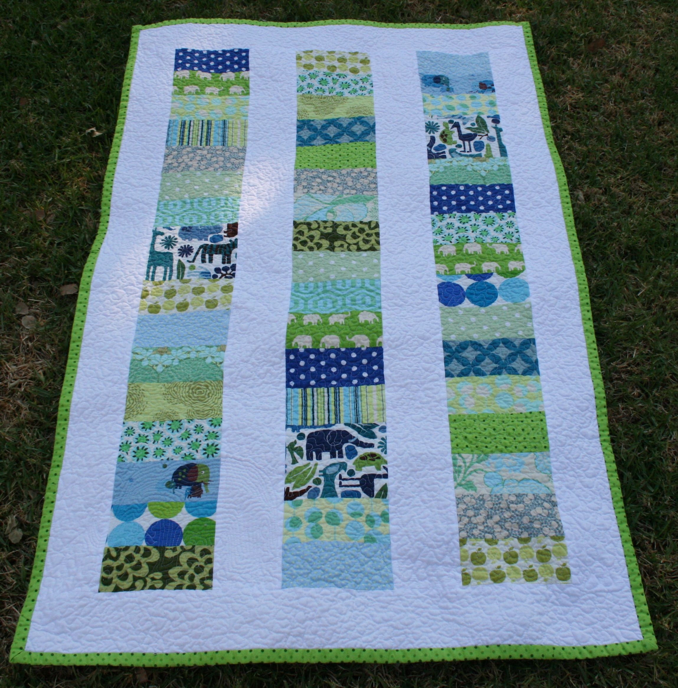 stacked coins baby boy quilt | Quilting | Pinterest | Baby boy ... : pinterest baby boy quilts - Adamdwight.com