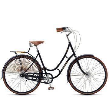 Juliett 7 Speed Lady Bike Blue By Viva Bicycle