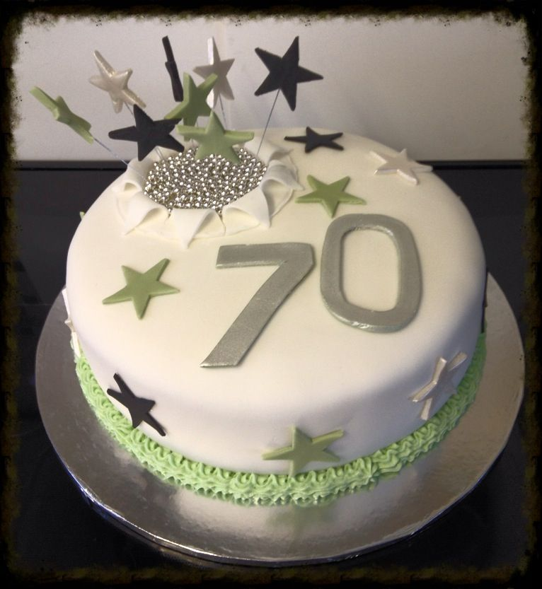 70th Birthday Cake Cakes For Men Cupcakes 75th Parties