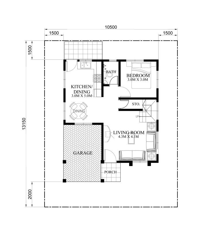 Perfect Second Floor Plan With Balcony And Review Two Storey House Plans Two Storey House My House Plans