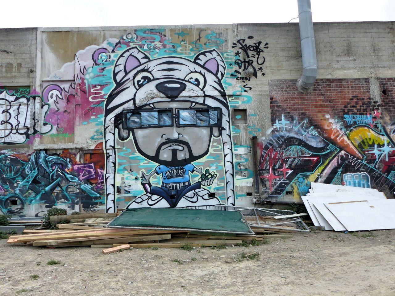 Graffiti wall christchurch - Wongi From Chch Dtr Spectrum Street Art Big Walls Christchurch Google Search