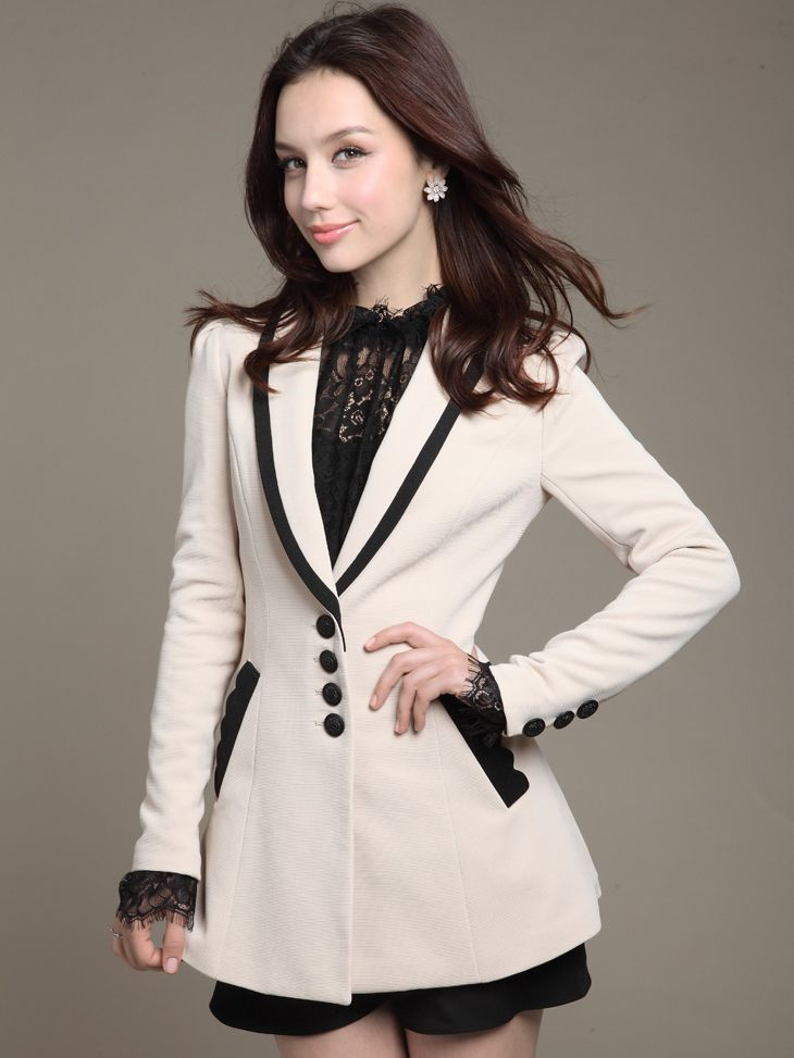 women suits fashion - Google Search | Clothing | Pinterest | Coats ...