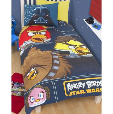 Angry Birds Kids Bedding Set From The, Angry Birds Star Wars Full Size Bedding