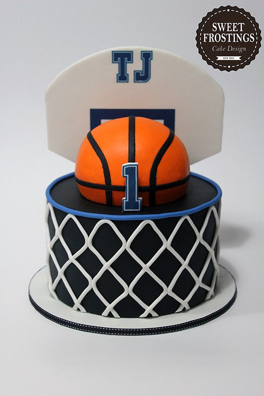 Kids Birthday Cakes The Top 20 Ideas About Basketball Birthday