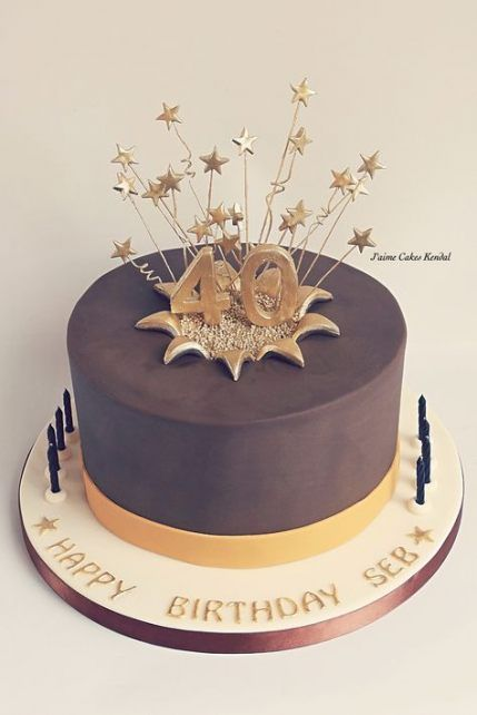 Cake Amazing Birthday For Men 48 Ideas For 2019 -   17 cake Amazing birthday ideas
