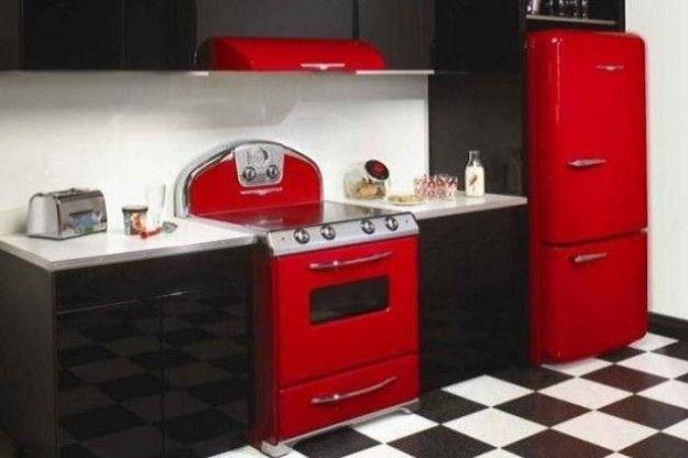 Cucine americane anni 50 | Cose da comprare | Arredamento ...