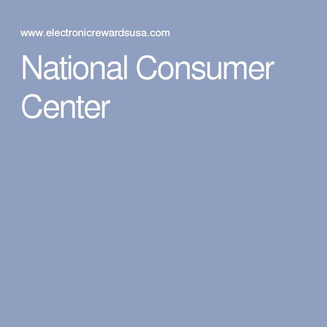 National Consumer Center