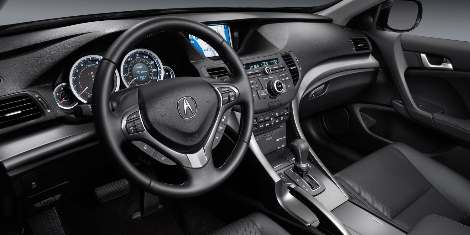 2012 Acura TSX Sport Wagon with Technology Package and