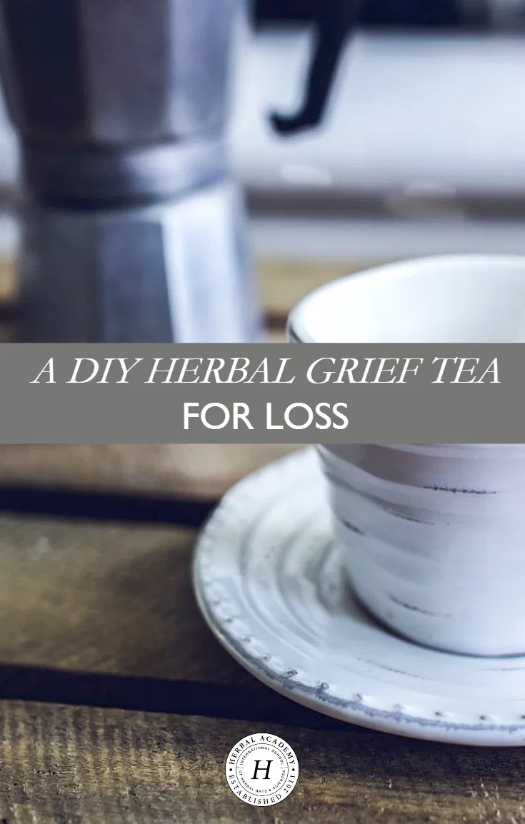 Photo of A DIY Herbal Grief Tea For Loss – Herbal Academy