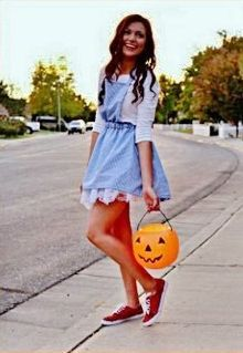 Adult Dorothy Halloween Costume Diy Google Search