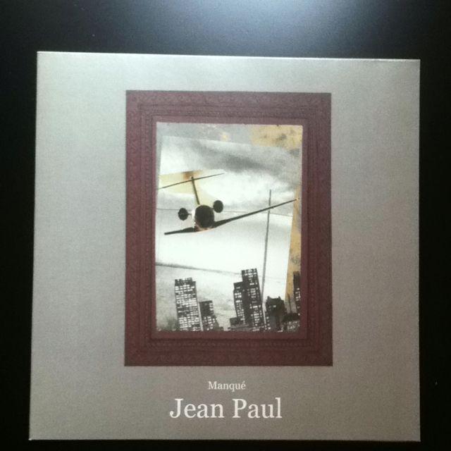 Manqué de Jean Paul