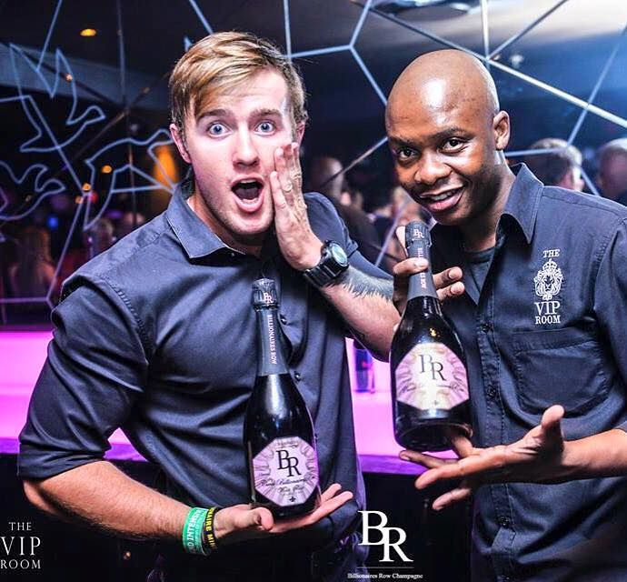 We Made It Reign at The Vip Room Sandton with Champagne Billionaires Row