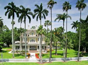Burroughs Home and Gardens Historic Tour, Wedding Venue