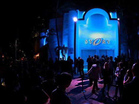 Story Nightclub 136 Collins Ave Miami Beach Fl 33139 Nightlife South