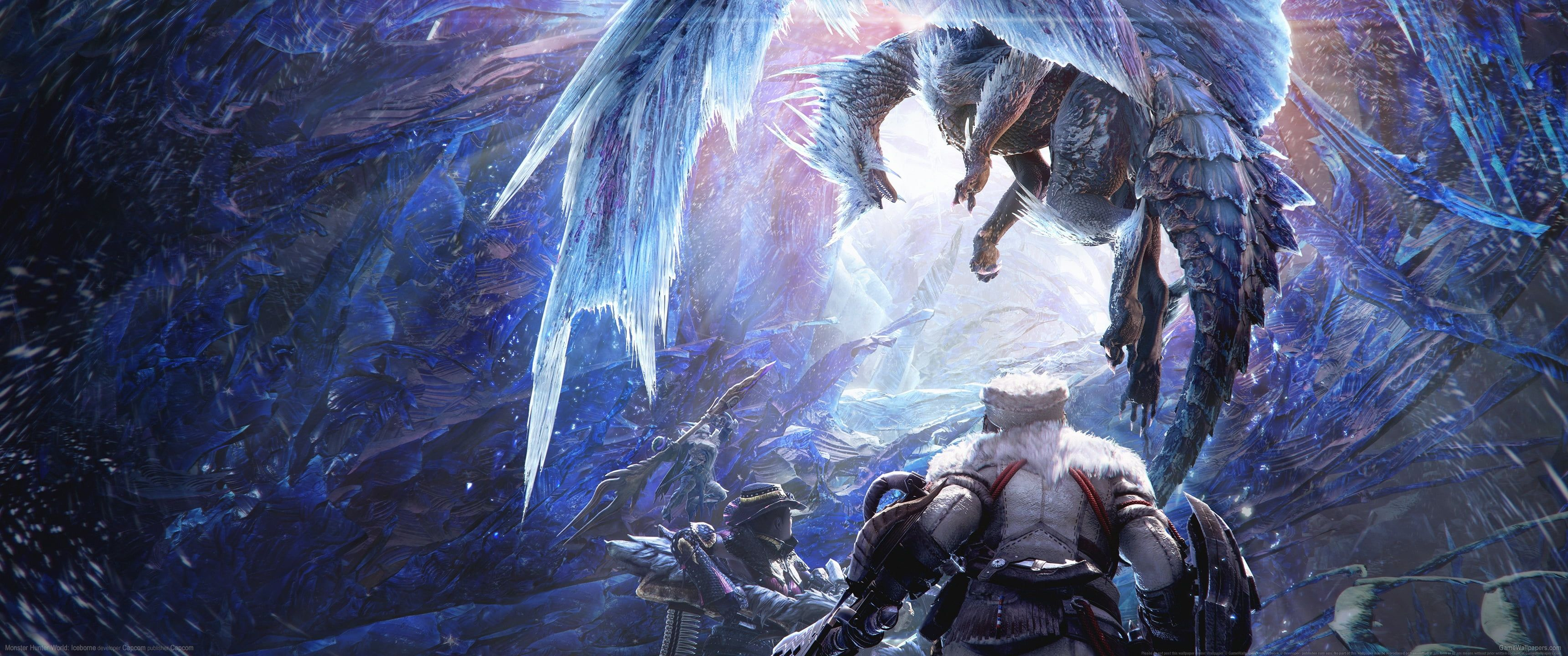 Pin By Jamie Lindsey On Mhw Monster Hunter World Monster Hunter World Wallpaper Monster Hunter
