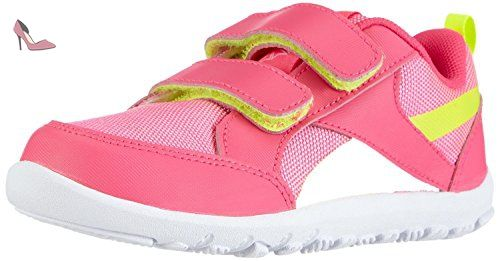 Reebok VENTUREFLEC CHASE Basket mode fille Rose 24,5 - Chaussures reebok  (*Partner