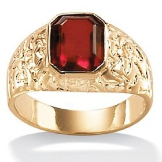 Ruby Wedding Bands For Women