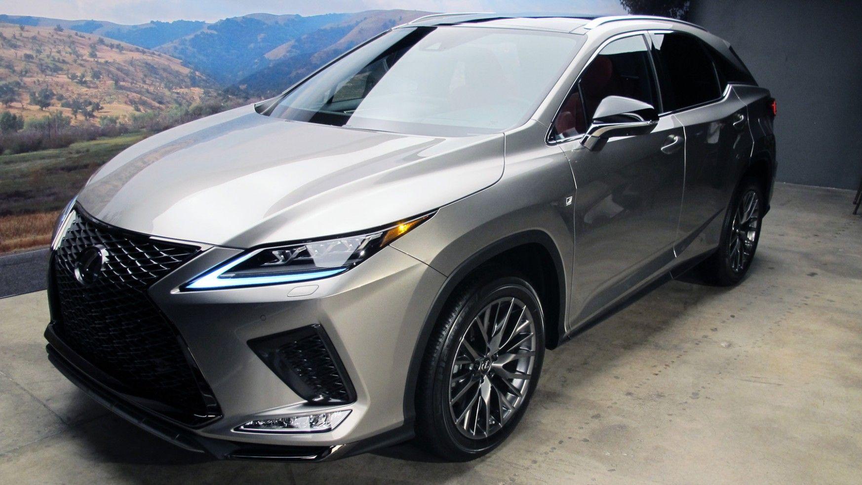 Lexus Rx 2020 Price Images Auto